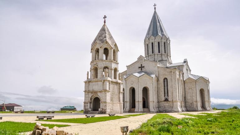 Über 7'500fache Solidarität für verfolgte Christen in Berg-Karabach